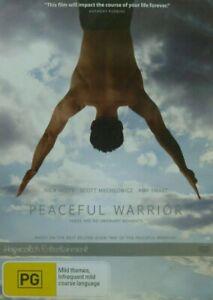 Peaceful Warrior DVD Nick Nolte 2006 Gymnast Drama Movie Rare - AUST REGION 4