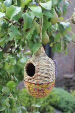 Wildlife World Artisan Bird Nest  House for Blue Tits an Small Birds