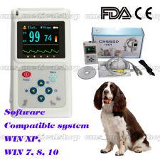 VET Hand-held Pulse Oximeter SpO2 Monitor,veterinary use,blood oxygen,CMS60D