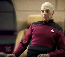 QMx Star Trek: TNG Captain Picard 1:6 Scale Articulated Figure Quantum Mechanix