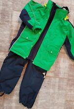 JAKO-O JAKOO Ganzjahres Jacke Skijacke mit Skilatzhose ○ Gr 128 134