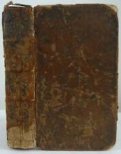 Fables Choises, Mises en Vers par Mons. de la Fontaine. 1757. 2 Teile in 1 Buch
