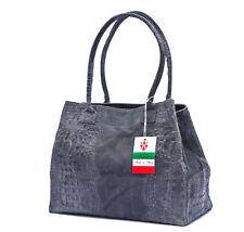 Große Markenlose Damentaschen aus Leder