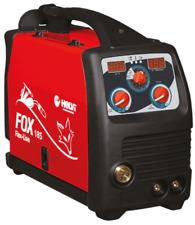 SALDATRICE AD INVERTER A FILO TIG MIG MMA FOX 185 GAS/NO GAS 2,8 KVA 5 - 170 A