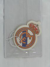 Real Madrid Car Air Freshener - Official Merchandise