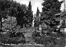 Cartolina - Postcard - Forte dei Marmi - Villa S. Camillo - parco - 1960
