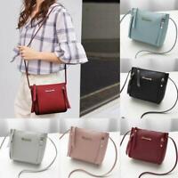 Women Shoulder Bag Handbags PU Leather Crossbody Purse Tote Satchel Fashion V