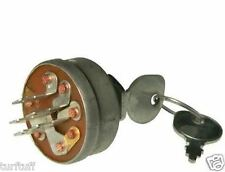 REPLACEMENT KEY STARTER  IGNITION SWITCH 5 TERMINAL for GRAVELY 19223, 103286