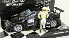 Minichamps 1/43 Scale 400 014190 Opel V8 DTM Roll Out Volker Strycek Diecast Car