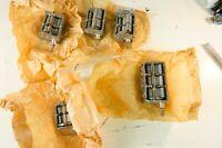 5 diverse Drehkondensatoren Drehko Dau Preh NOS 2fach dreifach S-2583