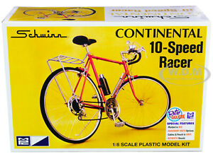 SKILL 2 MODEL KIT SCHWINN CONTINENTAL 10-SPEED BICYCLE 1/8 SCALE BY MPC MPC915