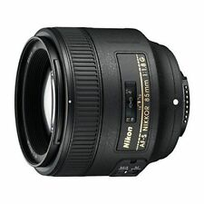 Nikon SLR Telephoto Camera Lenses