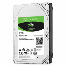 "Seagate BarraCuda 4.9TB Internal 5400RPM 2.5"" (ST5000LM000) HDD"