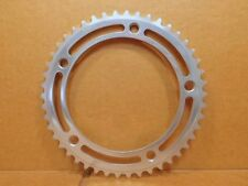 "New-Old-Stock Sugino Mighty Competition (1/8"") Chainring (46T and 151 mm BCD)"