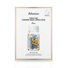 [JM SOLUTION] Derma Care Ceramide Aqua Capsule Mask Clear 1Pack (10ea)