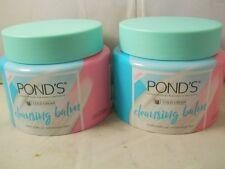 Ponds Makeup Remover Cleansing Balm 3.38 fl oz each (2pk) fresh & new
