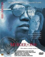 Murder At 1600 (DVD, 1999) VGC Pre-owned (D109)