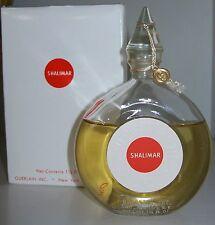 Vintage Guerlain SHALIMAR EAU De COLOGNE~1.5 fl oz~Sealed Bottle with Box~France