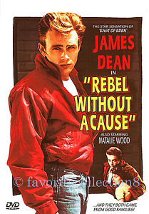 Rebel Without a Cause (1955) - James Dean, Natalie Wood (Region All)