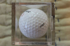 TIGER WOODS 1996 ROOKIE YEAR MATCH USED TITLEIST GOLF BALL VERY RARE!!! MASTERS!
