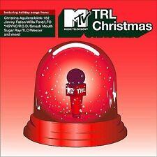 MTV: TRL Christmas CD NSYNC TLC Weezer Christina Aguilera Jimmy Fallon Sugar Ray