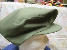casquette de travail T 60 vert kaki neuf FABRICATION FRANCAISE