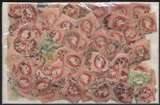 Austria 1867 Franz josph COLLECTION pmks ETC 200 francobolli