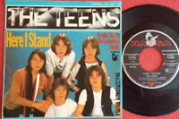 "The Teens / Here I Stand / Feelin' Right On Saturday Night 7"" Single 1978"
