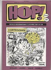 HOP n°58. Corteggiani, Scolari, Vance, Bonelli. 1993. Etat neuf