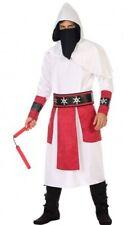 Déguisement Chinois Homme NINJA ASSASSIN'S Creed Templiers XL Héro Chevalier