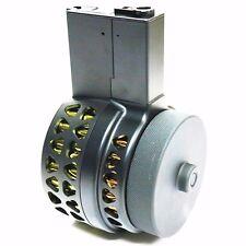 AX96u Airsoft Toy Iron Airsoft 1000rds Drum Magazine for M Series AEG BLACK NEW