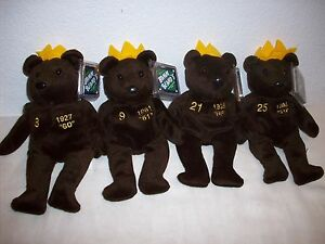 Salvino's Bamm Beanos McGwire Sosa Babe Ruth Maris Baseball Bears Homerun Kings