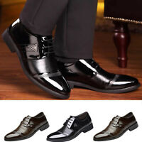 New Mens Business Formal Dress Shoes Casual Shoes Oxfords Leather Loafers Shoes
