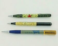 Mechanical Pencils Advertising Vintage - Lot of 3