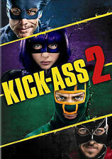 KICK-ASS 2 NEW DVD