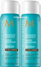 Moroccanoil Luminous Hairspray EXTRA STRONG 2.5 oz (PACK OF 2 )New Same Day Ship