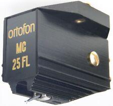 Ortofon MC 25 FL cartridge. NOS