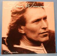 STEVE WINWOOD CHRONICALS VINYL LP 1987 ORIGINAL PRESS NICE CONDITION! VG/VG+!!