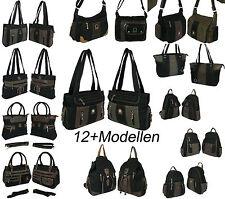 Neu Bag Damentasche Handtasche Shopper Schultertasche Damenrucksack PU Leder 12+
