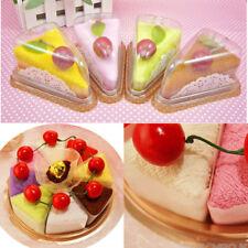 Fashionable Durable Household Sandwich Shape Cake Ornament Towel Present