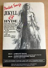 POCKET SONGS - 'JEKYLL & HYDE' - PERFORMANCE BACKING TRACKS!