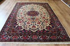 Exklusiver Orientteppich Bidjar 300 x 211 Korkwolle Handgeknüpfter Teppich TOP