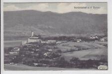 AK Schönbühel an der Donau, Gesamtansicht, 1913