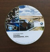 BMW Professional Navigation System Update Latest DVD Sat Nav