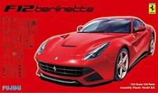Fujimi Rs-33 Ferrari F12 Berlinetta DX 1/24 Scale Kit