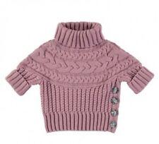 Angel's face vinrose chunky knit jumper 2-3yrs