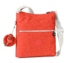 Kipling Zamor B kleine Cross Over Tasche in Koralle Rose C Bnwt