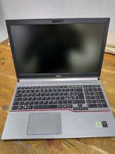 """15.6"""" NOTEBOOK FUJITSU E754 i5 4300M 8GB 128GB SSD WEBCAM WIN 10 BATTERIA OK HD"""