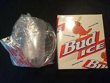 St Louis Cardinals BUD ICE 12 Oz Freezer Mug - NIB - SGA