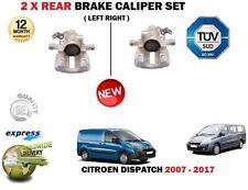 para Citroën Dispatch HDi 2007 > NUEVO 2x trasero Izquierdo + derecho